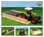 GLOBE FARMING Stavebnice silo pro krmné plodiny 1:16