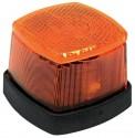 Svítilna poziční oranžová čtvercová GR