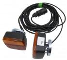 Sada přenosných skupinových svítilen s kabelem 7,5 m a magnetem