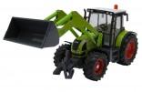 SIKU 3656 Traktor CLAAS ARES 697 ATZ s čelním nakladačem 1:32