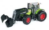 Traktor CLAAS ATLES 935 RZ s čelním nakladačem BRUDER 03011