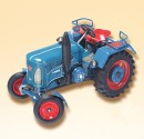 Traktor LANZ BULLDOG 2816 modrý KOVAP 0362
