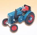 Traktor LANZ BULLDOG D 4016 modrý KOVAP 0360