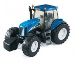 Traktor NEW HOLLAND T 8040 BRUDER 03020