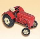 Traktor PORSCHE DIESEL MASTER 419 červený KOVAP 0321