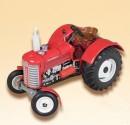 Traktor ZETOR SUPER 50 červený KOVAP 0385